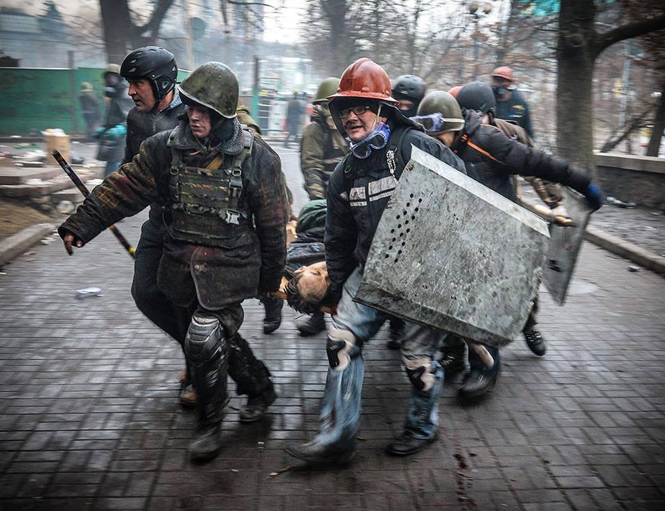 На фото Віктор Міщишин праворуч