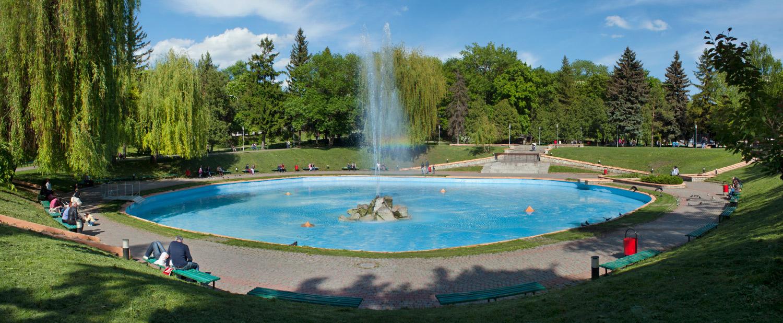fontan-Kamyanets-Podilsky