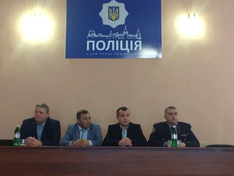 Юрій Білянський на фото крайній праворуч