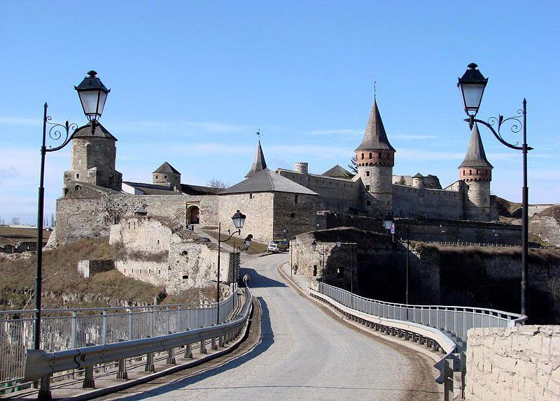 zamkovyy most