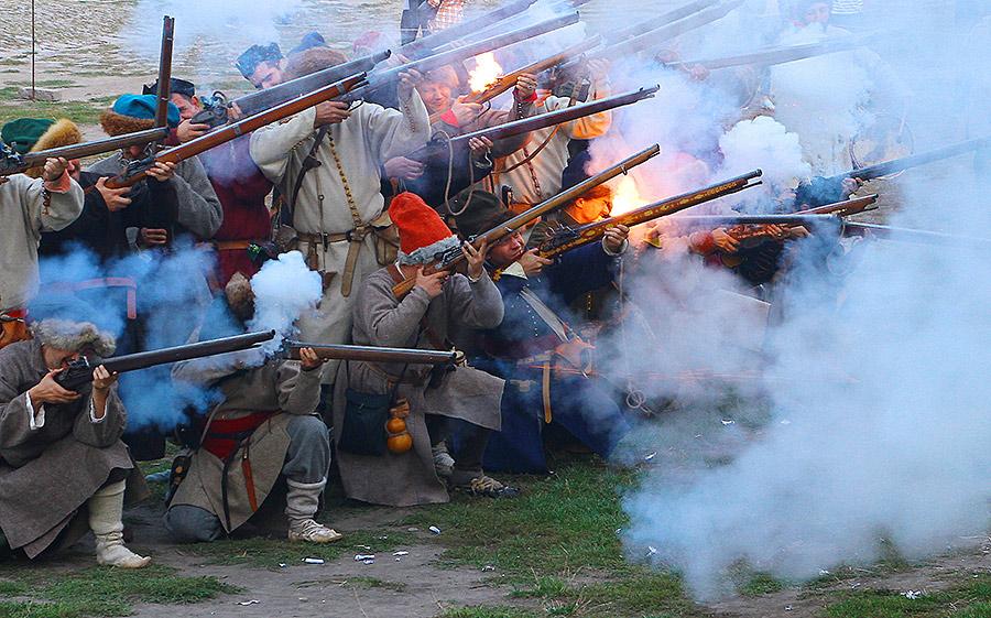 Фестиваль «Schola militaria», фото: Ірина Пустиннікова